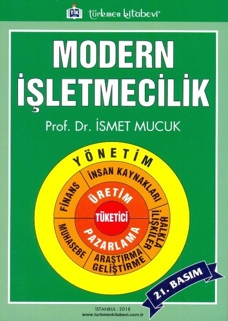 Modern İşletmecilik 21. Basım