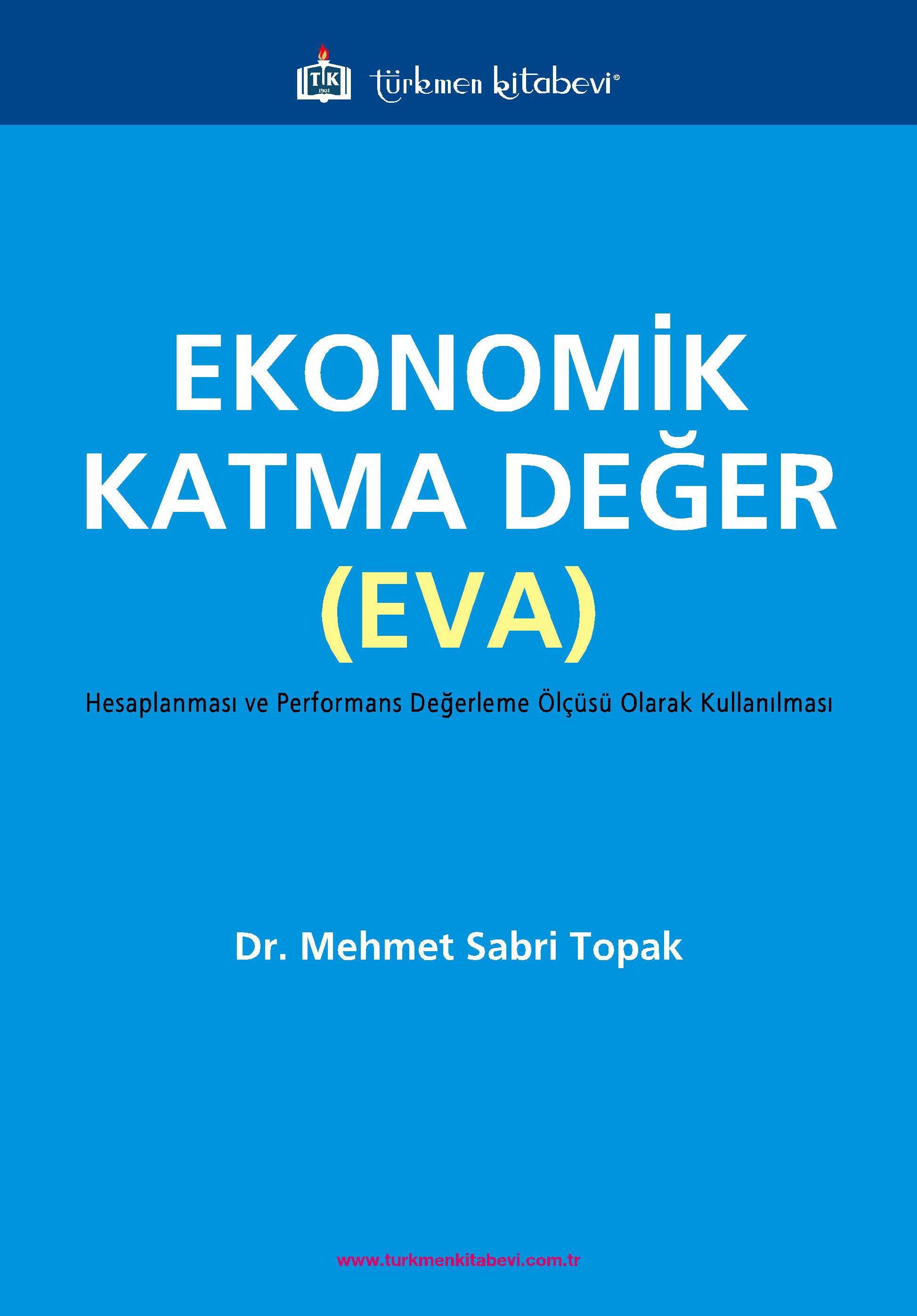Ekonomik Katma Değer (EVA)